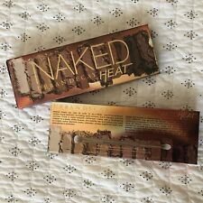 Urban Decay Naked Heat Eyeshadow Palette Brand New In Box 100% Authentic