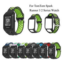 pulsera Pulsera doble Cambiar la banda For TomTom Spark Runner 3/2 Series Watch