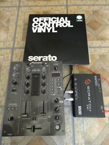 Pioneer DJM-400  2-Channel Professional  DJ Mixer