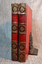 2 Vols Payne's Royal Dresden Gallery Great Masters Half-Leather Antiquarian