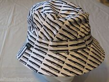 CROOKS AND & Castles BULLETS shells AMMO WH RARE Mens adult sun bucket hat cap