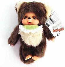 SEKIGUCHI Plush doll Monchhichi Friends Tanutanu S size Japan NEW