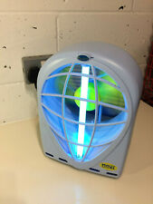 MoEl Insect Live Trap with UVA Light Ventilator Fan Fly Trap Catcher