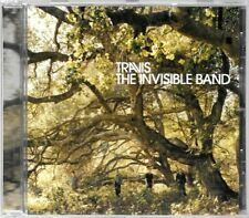 CD ALBUM  / TRAVIS - THE INVISIBLE BAND / COMME NEUF