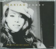 MARIAH CAREY - ALWAYS BE MY BABY / (REMIXES) 1996 UK 5 TRACK CD SINGLE PART 1