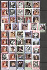 Königin Elisabeth, Queen, 60 Geburtstag - LOT ** MNH 1986