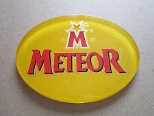 Meteor Plastic Oval T Bar Pump Badge