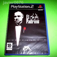 EL PADRINO NUEVO Y PRECINTADO PAL ESPAÑA PLAYSTATION 2