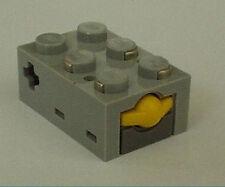 LEGO Technik Mindstorms - Berührungs - Sensor alt - hellgrau / 879 NEUWARE (a11)