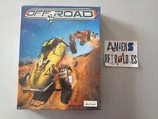 Off Road -NEUF & Emballé- RAGE/UBISOFT PC FR Big Box carton Eurobox