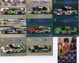 1997 Skybox Profile #D1 Jeff Gordon DAYTONA BV$40!!! SWEET CARD! ONE CARD ONLY!