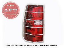 2009 2010 2011 Dodge Ram 1500 Stainless Steel Tail Light Guards Protector
