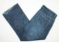 """RM Williams Blue Denim Jeans TJ172 Actual Size Men's W42"""" L31"""""""