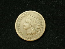 SUMMER SALE!  *COLLECTIBLE* 1864 INDIAN HEAD CENT PENNY w/ PARTIAL LIBERTY #18s