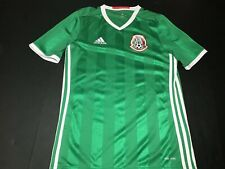 Adidas Official Mexico Soccer Jersey World Cup Youth Xl