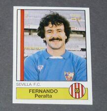 250 FERNANDO PERALTA SEVILLA PANINI LIGA FUTBOL 87 ESPAÑA 1986-1987 FOOTBALL