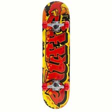 "Enuff Graffiti II Factory Complete Skateboard Red 7.75"""