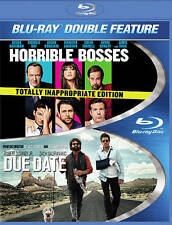 Horrible Bosses / Due Date (DBFE)(BD) [Blu-ray], Good DVD, Various, Various
