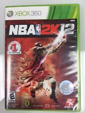 NBA2K12 2012 USED XBOX (Xbox 360, 2012) USED GAME NBA2K12 XBOX NBA2K12 GAMES
