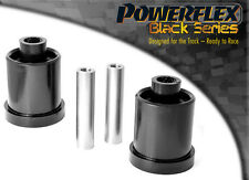 Powerflex NERO POLY PER FIAT GRANDE PUNTO 05 09 ABARTH POSTERIORE trave Mount Bush