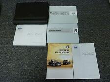 2015 Volvo XC60 Owner Owner's Manual T5 T6 Primier Platinum R-Design AWD