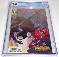 Spider-Verse #1 CGC Universal Grade Comic 9.8 Wendell Dalit Cover Marvel Comics