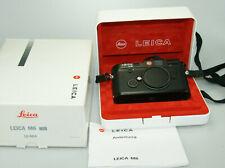 Leica M6 Body Schwarz  #2255402 ---OVP--- sehr guter Zustand