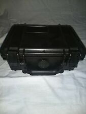 Hard Case With foam off brand for small electronics and accessories Lot