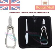 Thick Toe Nail Clippers Nippers Cutters - PATIENT USE Podiatry Instruments UK CE
