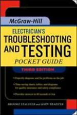 Electrician's Troubleshooting and Testing Pocket Guide, Third Edition Stauffer,