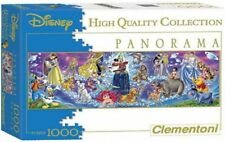CLEMENTONI Panorama DISNEY FAMILY 1000 Piece Jigsaw Puzzle Classic Characters