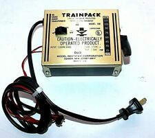 Vintage Train Pack Model #100 Circuit Breaker Protected Taper Wound Rheostat USA