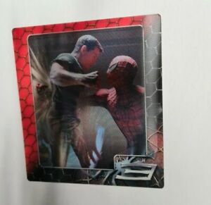 Spider-Man 3 3D card only 11,5 x 13 cm size NO GAME