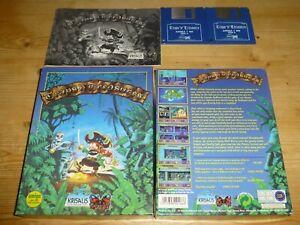 Traps 'N' Treasures - Commodore Amiga (Tested)
