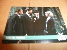 ROGER MOORE THE SAINT SERIES 2 DEALER PROMO CARD TM1 ITC PERSUADERS UNSTOPPABLE