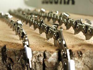 """3 x Sägekette passend McCulloch CS 390 CS390 PLUS - 40 cm 3/8"""" 56 TG 1,3 mm"""