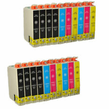 20-Pack/Pk T200XL ink for Epson WF-2520 WF-2530 WF-2540 XP-200 XP-300 XP-400