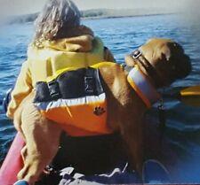MTI Underdog Pet Life Jacket (Medium) Mango/Red - MTI-502A MD MANGO/RE