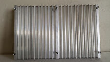 Large Aluminium Heatsink - Power Supply - Audio - LED