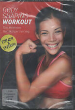 Body Shaping Workout Das intensive Ganzkörpertraining DVD NEU Andrea Bodor