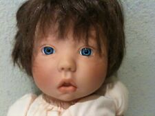 1994 Lee Middleton Usa Doll 20� Brunette with Bright Blue Eyes
