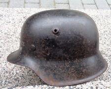 original Helm Stahlhelm M 42 mit Innenfutter