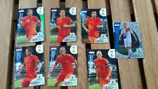 lot cartes Panini Adrenalyn World Cup 2014 Football Cards pays bas NEDERLAND
