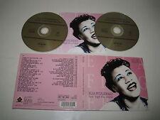 ELLA FITZGERALD/HOW HIGH THE MOON(ZYX MUSIC/NGC CD 006)2xCD álbum