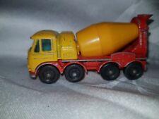 Lesney Matchbox Foden Concrete Truck No 21