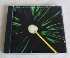 CD ALBUM GONG TIME IS THE KEY PIERRE MODERLEN'S 11 TITRES 1992 MADE IN GERMANY