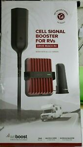 weBoost Drive Reach RV (470354) Cell Phone Signal Booster Kit All U.S. Carriers