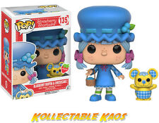 Strawberry Shortcake - Blueberry Muffin & Cheesecake Scented Pop! Vinyl Figure