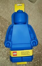 Lego (Blue) Silicone Minifigure Cake Mold New in Original Packaging. 853575