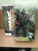 Spawn Regenerated Commando Spawn 2 McFarlane Toys Figure! BRAND NEW SEALED!
